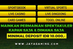 Situs Taruhan Bola Online Terbesar dan Terlengkap di Indonesia