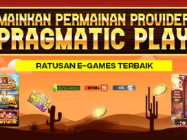 Judi Slot Games Pragmatic Play