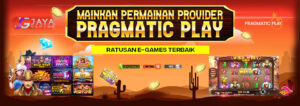 Judi Slot Games Pragmatic Play