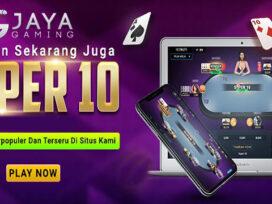 Permainan Super 10 Jayagaming
